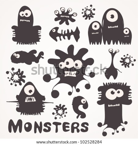 Amoeba stock photos illustrations and vector art