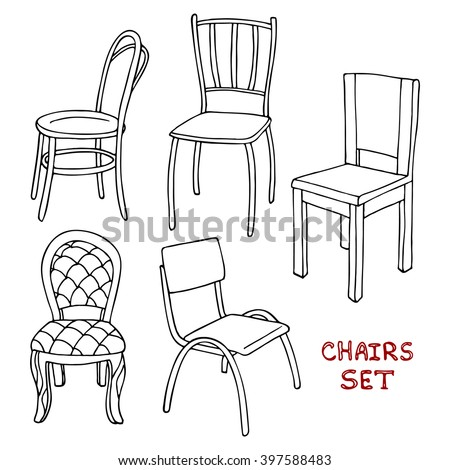 Stock images royalty free images vectors shutterstock for Chair design elements