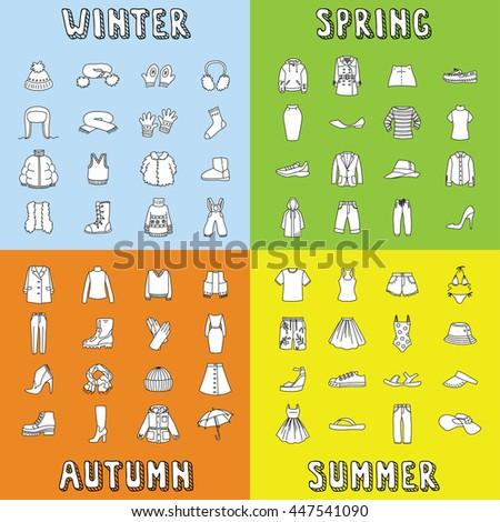 spring clothing clip art wwwpixsharkcom images