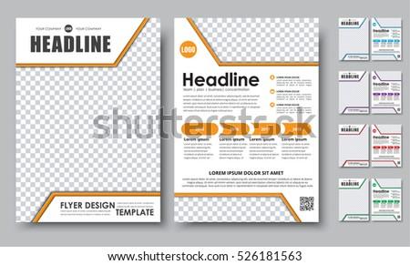 information flyer templates