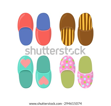 Kids House Slippers Stock Images, Royalty-Free Images & Vectors ...