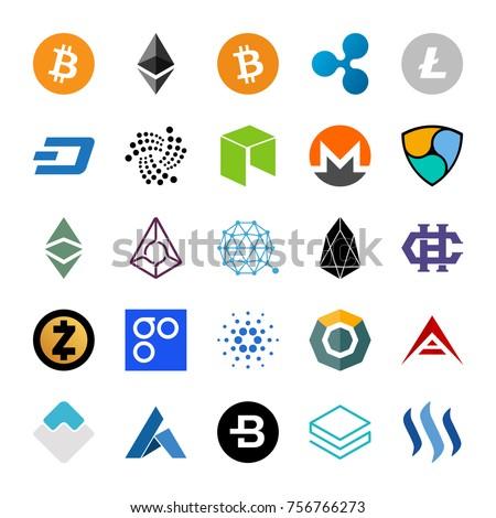 Cryptocurrency logos svg / Monaco juventus izle justin tv