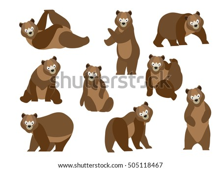 Bear Cartoon Stock Images, Royalty-Free Images & Vectors ...