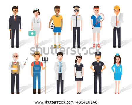 Occupation Stock Images Royalty Free Images Amp Vectors