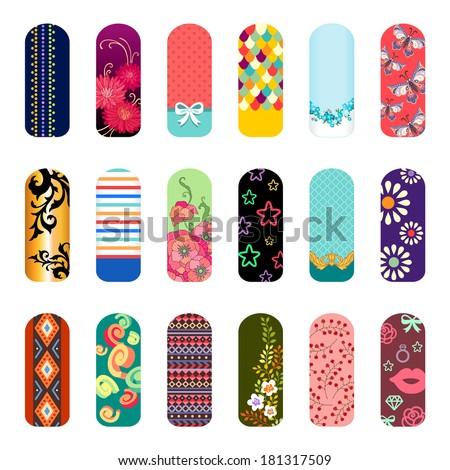Nail art design set choice image nail art and nail design ideas nail art design set choice image nail art and nail design ideas set fashion nail art prinsesfo Gallery