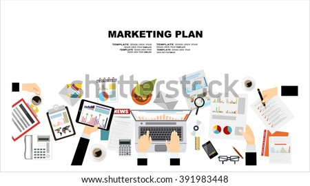 Marketing Plan Stock Images, Royalty-Free Images & Vectors