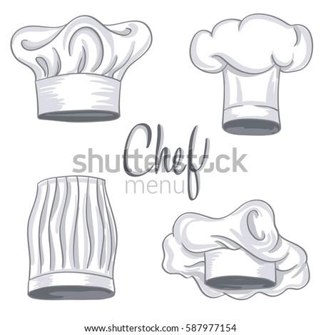 chef hat drawing wwwpixsharkcom images galleries