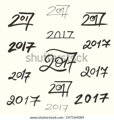 Number Names Worksheets handwriting numbers : Handwriting Stock Photos, Royalty-Free Images & Vectors - Shutterstock