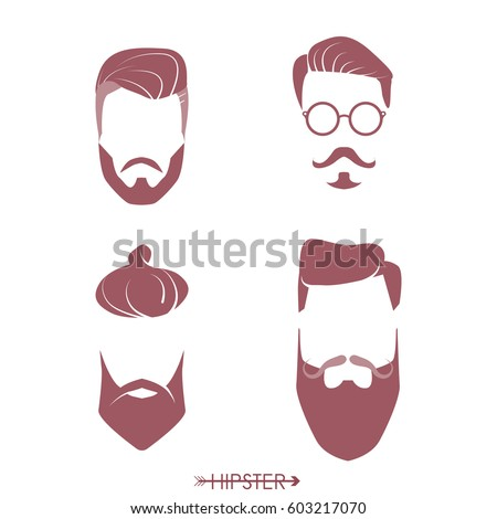 Enjoyable Haircut Banco De Vetores Imagens E Artes Vetoriais Shutterstock Short Hairstyles For Black Women Fulllsitofus