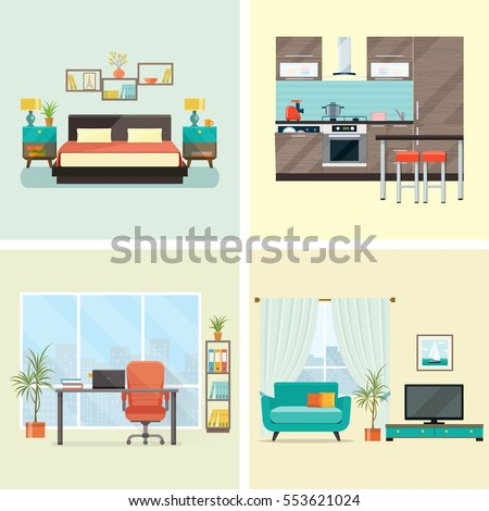 Furniture Design House bedroom stock images, royalty-free images & vectors | shutterstock