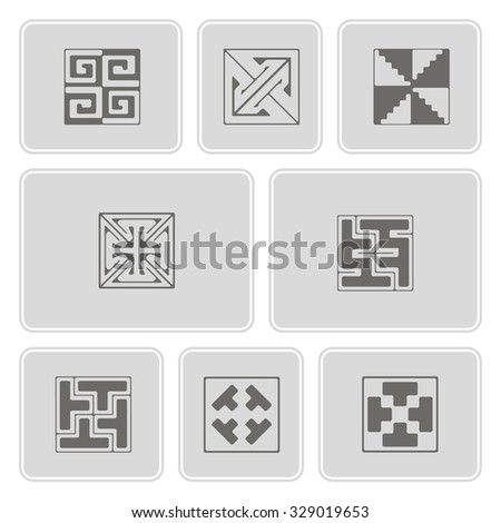 Stock Vector - Tattoo Design Part 2