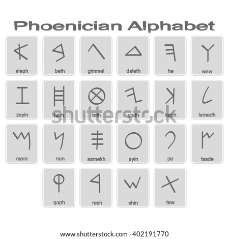 The Phoenician Alphabet Reassessed in Light of its ...