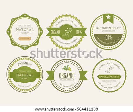 Organic Label Stock Images, Royalty-Free Images & Vectors