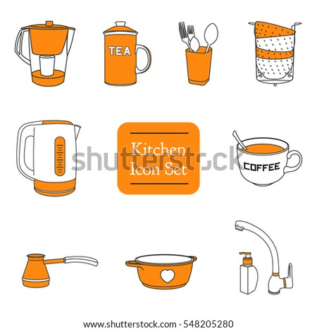 Bucket paint icon stock vector 293272253 shutterstock for Kitchen set vector
