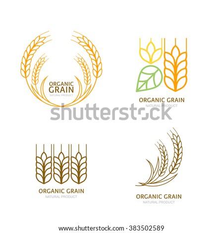Flat Beer Logo Design