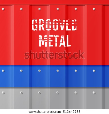 Corrugated Steel Stock Images Royalty Free Images