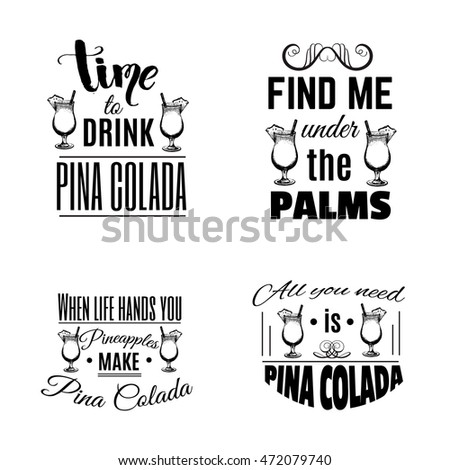 Stock photos royalty free images vectors shutterstock for Cocktail quote