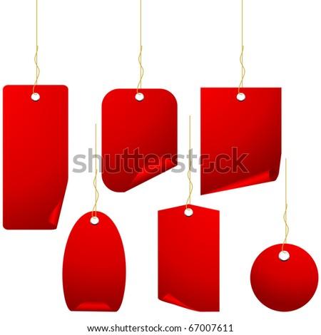 Red Tagging Set