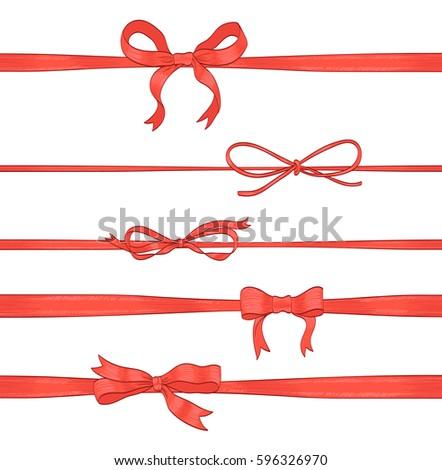 Pink Thin Ribbon Gift Bow - Free Clip Arts Online   Fotor