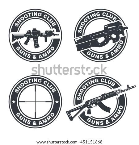 assault rifle stock images royaltyfree images amp vectors