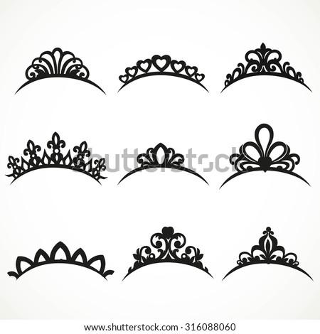 Tiara Stock Images, Royalty-Free - 30.4KB