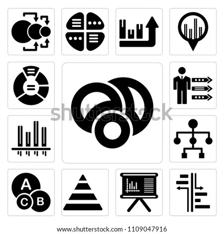 Set 13 simple editable icons such stock vector 1109047916 shutterstock set of 13 simple editable icons such as venn diagram bar chart infographic ccuart