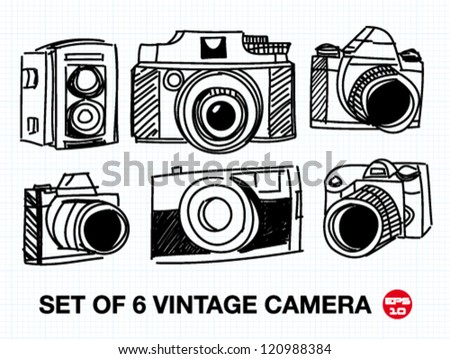 Camera Doodle Stock Images, Royalty-Free Images & Vectors ...