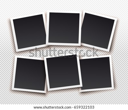 Polaroid Photo Stock Images, Royalty-Free Images & Vectors