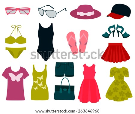 Clothes For The Summer
