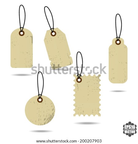 Set of tags.Vector.