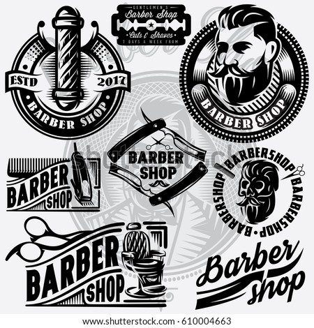 barbershop stock images royaltyfree images amp vectors