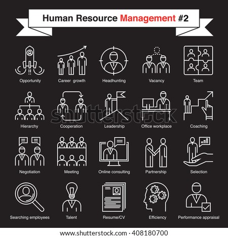 human resource management recruitment Human resource management (hrm or hr)  with the use of e-recruiting tools, hr professionals can post jobs and track applicants for thousands of jobs in various locations all in one place.