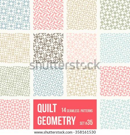 Quilt Blocks Stock Billeder Royaltyfri Billeder Og