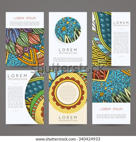 colorful brochure templates - brochure template stock images royalty free images