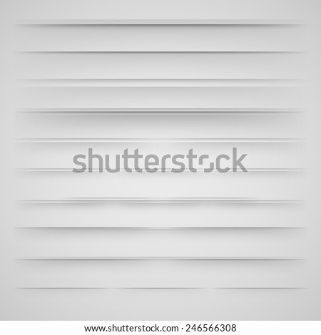 set of vector dividers for web design  - stock vector