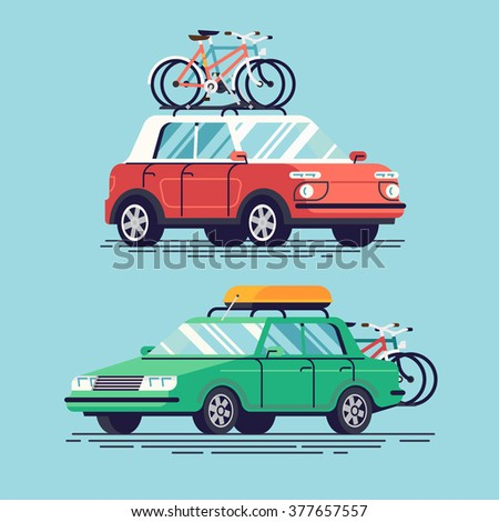 Car Rack Stock Images Royalty Free Images Amp Vectors