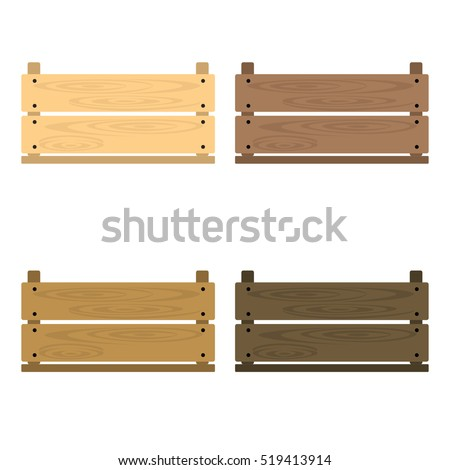 Wooden Crate Stock Images Royalty Free Images Vectors