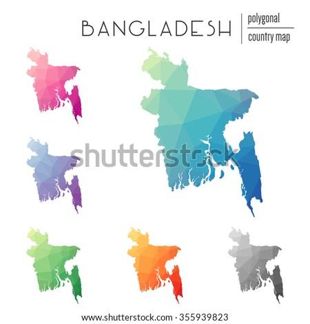 Bangladesh Map Stock Images RoyaltyFree Images Vectors - Bangladesh map