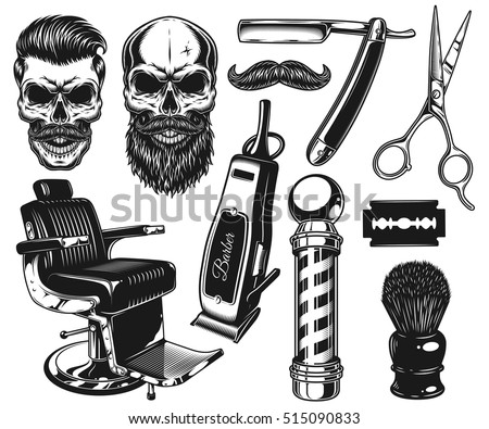 Barber stock images royalty free images amp vectors shutterstock