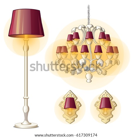 Chandelier Vector Stock Images, Royalty-Free Images & Vectors Shutterstock
