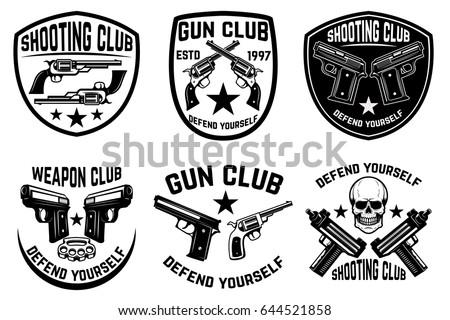 gun club stock images royaltyfree images amp vectors