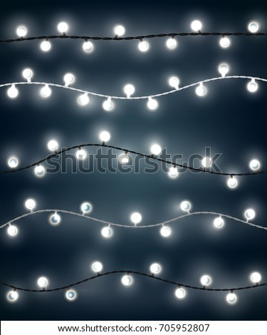 String Lights Stock Images Royalty Free Images Amp Vectors
