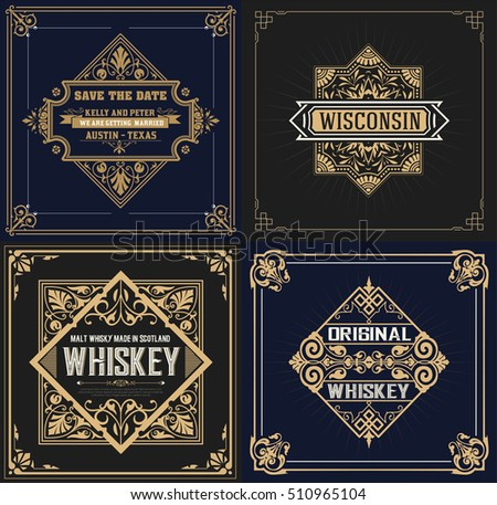 Set old labels. vector