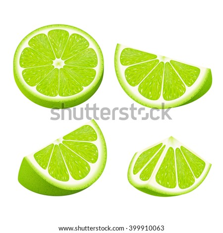 Lime Wedge Stock Images, Royalty-Free Images & Vectors | Shutterstock