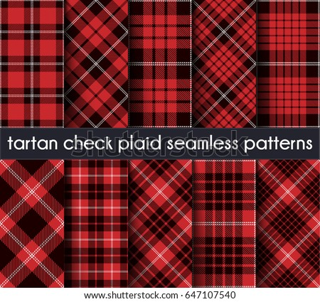 Glamorous Plaid Tartan Tartan Pattern Book Scotclans