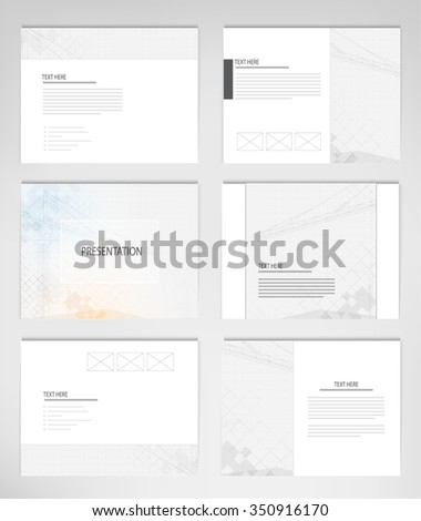 template engineer stock images, royalty-free images & vectors, Presentation templates
