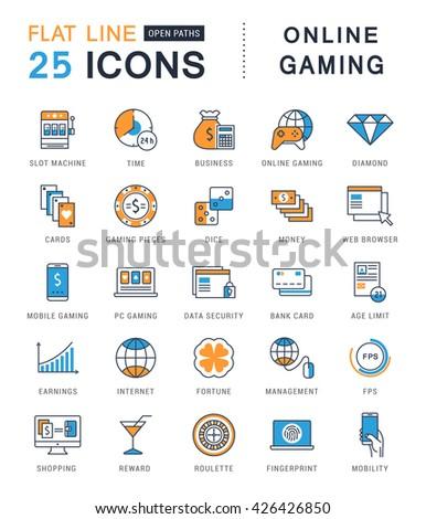 casino online mobile gaming logo erstellen