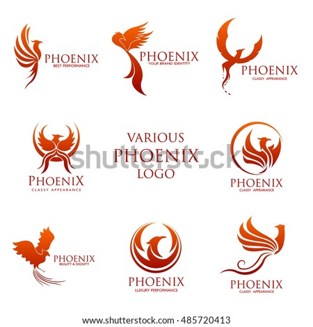 Phoenix Bird Stock Images Royalty Free Images Amp Vectors