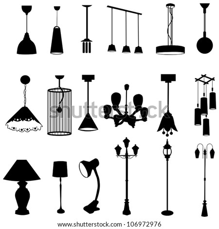 Light Table Wiring Diagram together with Stock Vector L  Post L post Street Road Light Pole additionally Standard Fluorescent Light Bulb Types together with Grey Sparkle Formica SS in addition Furniture sketch. on living room lamps