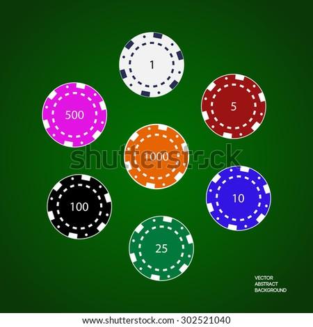 Seven luck poker room